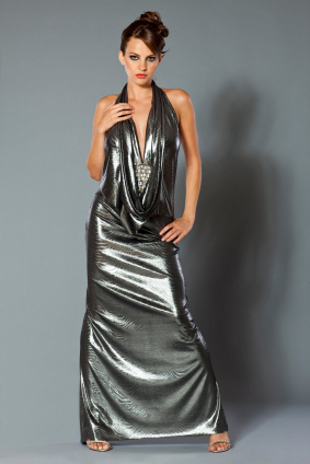 långa klänningar fest